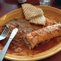 Photo taken at Madera's Resaurante Mexicano & Cantina by Jake B. on 3/16/2013
