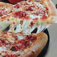 Photo taken at Papa John's Pizza by Jim P. on 6/1/2014
