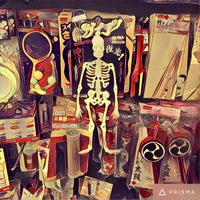 Photo taken at Daiso by K T. on 10/29/2016