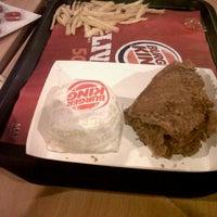 Photo taken at Burger King by rusdi a. on 9/22/2012