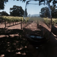 Photo taken at Roblar Winery by Julie W. on 6/2/2015