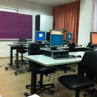 Photo taken at UIB - Universitat de les Illes Balears by Alucinada d. on 10/2/2012