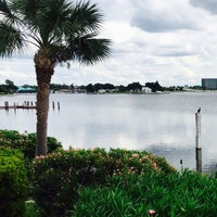 Photo taken at Holiday Inn Express & Suites Tampa/Rocky Point Island by Johnathan D. on 10/8/2015