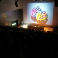Foto tomada en Disseny Hub Barcelona (DHUB) por Xavi M. el 3/19/2014