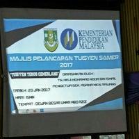 Photo taken at Sekolah Agama Menengah Rawang (SAMER) by Hjh Norhasimah H. on 1/23/2017
