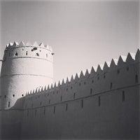 Photo taken at Al Ain National Museum by purplepassport on 2/22/2013