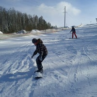 รูปภาพถ่ายที่ Тёплая Гора โดย Artem K. เมื่อ 3/3/2013