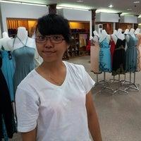 Photo taken at Erlangga 2 Boutique by namaku d. on 3/16/2013
