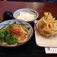 Photo taken at Marugame Seimen by Tak0107 on 3/8/2014