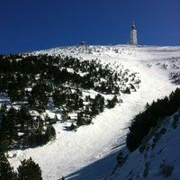 Photo taken at Station du Mont Serein by Viviane R. on 2/20/2013