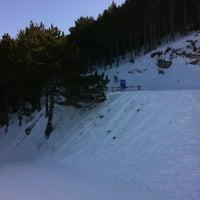 Photo taken at Station du Mont Serein by Viviane R. on 3/2/2013