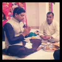 Photo taken at Sarvodaya Enclave by Aseem Gaurav K. on 4/16/2014