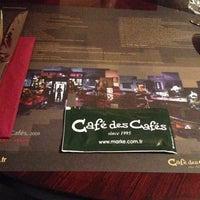 12/10/2012 tarihinde Erenziyaretçi tarafından Café des Cafés'de çekilen fotoğraf