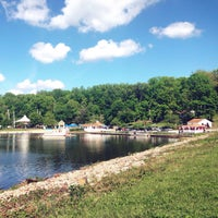 Photo taken at Lake Accotink Park by Rachel R. on 5/15/2015