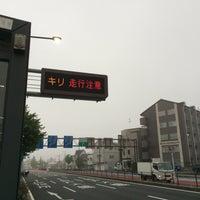 Photo taken at 大橋通り by moge 2. on 6/9/2015