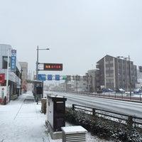 Photo taken at 大橋通り by moge 2. on 1/24/2016