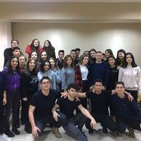 Photo taken at Çatalca Anadolu Lisesi by Berat Eren A. on 3/9/2018