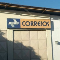 Photo taken at Correios by Maristela C. on 11/20/2012