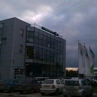 Photo taken at Альт-парк, Дилер Skoda by Андрей А. on 9/22/2012