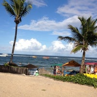 Foto tirada no(a) Praia do Francês por Cibele T. em 7/8/2013