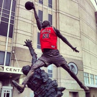 Photo taken at United Center by ESPN on 5/11/2013