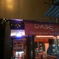 Das Foto wurde bei Cocktailbar Oase von Holger H. am 12/15/2015 aufgenommen