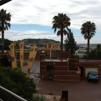 Photo taken at Kaizer Chiefs Village by Nick J. on 12/3/2012
