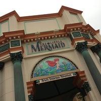 Photo taken at The Little Mermaid ~ Ariel's Undersea Adventure by James I. on 2/3/2013