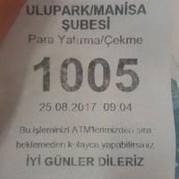 Photo taken at Vakifbank Malta Subesi by 👧 🌼   KıZıL P. on 8/25/2017