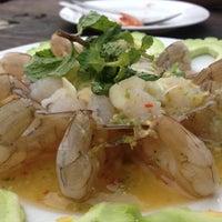 Photo taken at ครัวริมบึง by อะ ล. on 11/25/2012