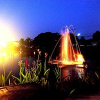 Photo taken at ครัวริมบึง by อะ ล. on 1/9/2013