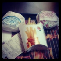 Photo taken at Burger King by Pedro Henrique S. on 3/13/2013