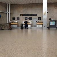 Photo taken at Capital Airporter Check-in by Melissa R. on 5/7/2013
