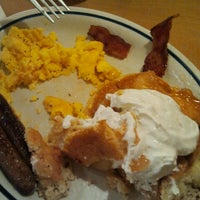 Photo taken at IHOP by Asia W. on 12/1/2012