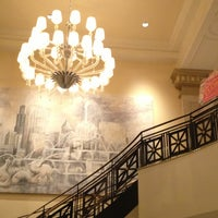 Photo taken at JW Marriott Chicago by Nap S. on 4/6/2013