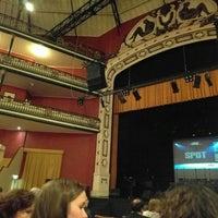 Photo taken at Teatro Micaelense - Centro Cultural e de Congressos by Celina I. on 4/9/2016
