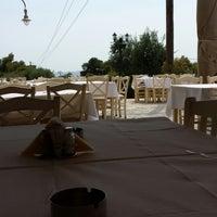 Photo taken at Nisiotissa by Stefanos📌 on 6/26/2013
