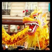 Photo taken at 57 Rue Turbigo by ItalianiPocket on 2/2/2014