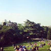 Photo prise au Parc des Buttes-Chaumont par ItalianiPocket le6/7/2013