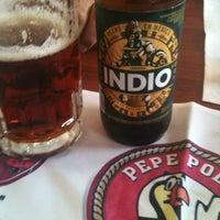 Photo taken at Restaurante -Bar PEPE POLLOS by Elisa J. on 5/26/2013