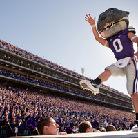Photo taken at Bill Snyder Family Stadium by Kansas State University on 5/13/2013