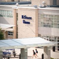 Photo taken at K-State Student Union by Kansas State University on 5/13/2013