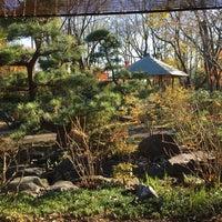 Photo taken at 日本庭園茶室 彩翔亭 by Sachi K. on 12/3/2014