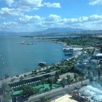 10/30/2012 tarihinde Ümit A.ziyaretçi tarafından Kaya İzmir Thermal & Convention'de çekilen fotoğraf