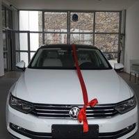 Photo taken at Volkswagen Lena Otomotiv by Murat A. on 12/4/2017