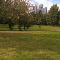 Photo taken at Сквер им. Кирова by Julia C. on 7/24/2013