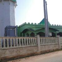 Photo taken at Masjid Balok by Ammar P. on 3/17/2016
