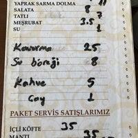 Photo taken at Hacer Hala Ev Yemekleri by Levent O. on 3/27/2018