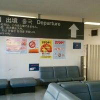 Photo taken at 大阪港国際フェリーターミナル by Kunikazu m. on 12/22/2015