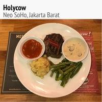 Foto diambil di Steak Hotel by Holycow! oleh Erlina Sinta D. pada 2/19/2018